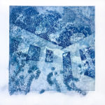 monoprint, lockdown art, Noeleen, Kleve, printmaking, artworks, exhibition. sales, regeneration, liminal