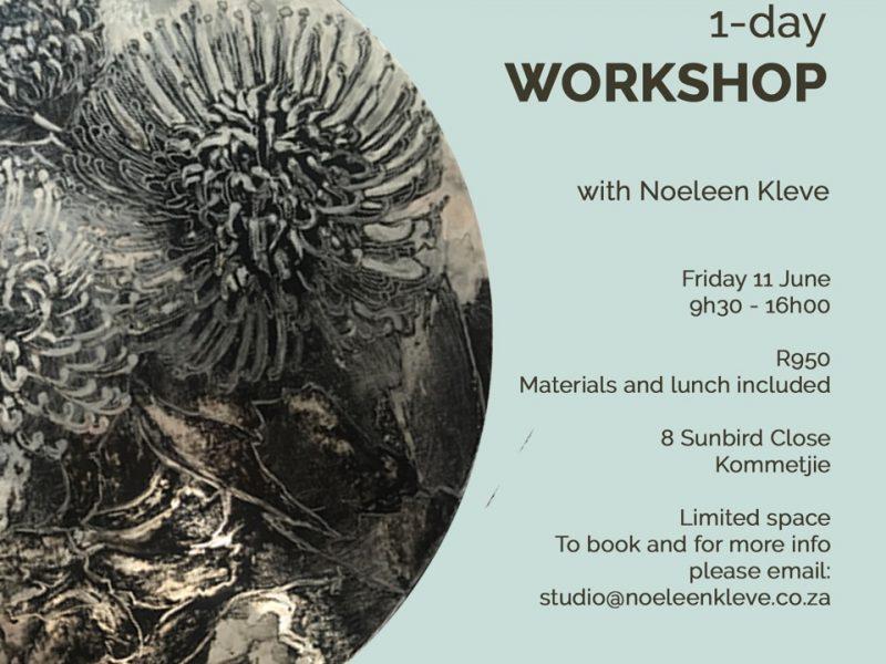 monotype, workshop, printmaking
